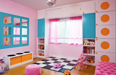 Tempat Bermain Anak di Rumah