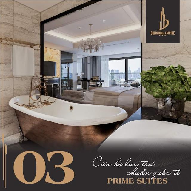 """Điểm cộng đắt giá từ vị trí đắc địa của """"resort 4.0"""" tại dự án Sunshine Empire Ciputra Hà Nội"""