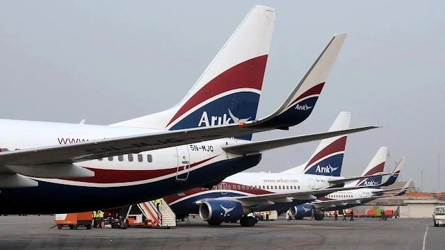 BREAKING: Arik Air sacks 300 staff