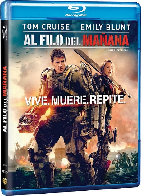 Edge of Tomorrow (Al filo del Mañana) (2014) 1080p BluRay REMUX 25GB mkv Dual Audio DTS-HD 7.1 ch