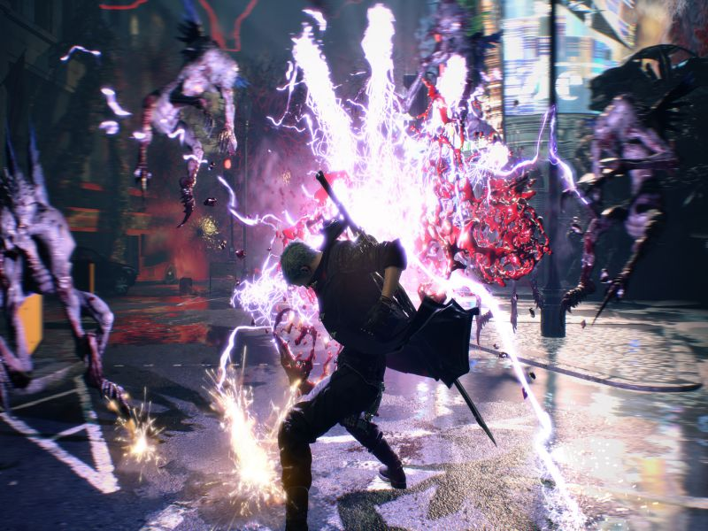 Devil May Cry 5 PC Game Free Download