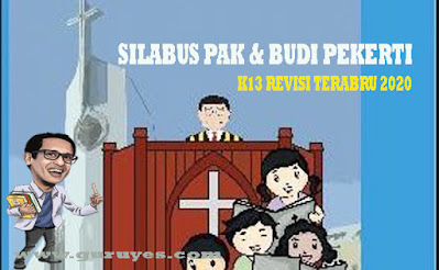 Download Silabus Agama Kristen SD K13 Revisi 2020 Kelas 4