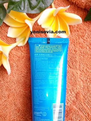 keunggulan hada labo shirojyun ultimate whitening face wash