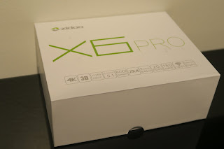 Análise: Zidoo X6 Pro 1