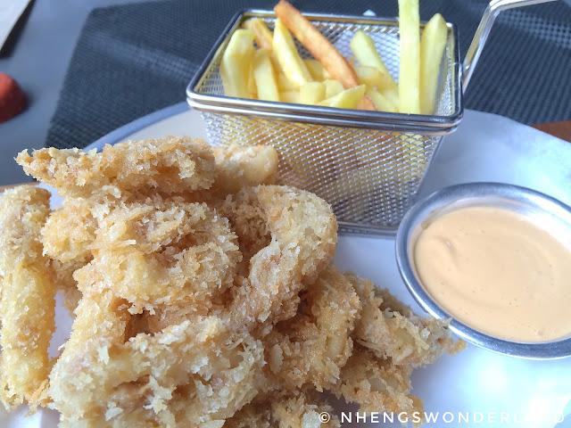 Fritoss - Calamari