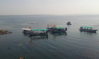 Tarkarli Beach Scuba Diving