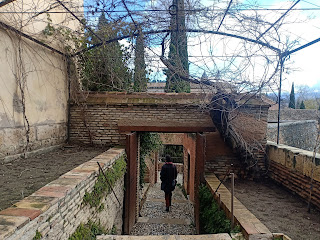 Alcazaba Fortress, Alhambra