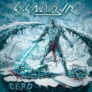 """Το τραγούδι των Excalibur """"Cero"""" από τον ομότιτλο δίσκο"""
