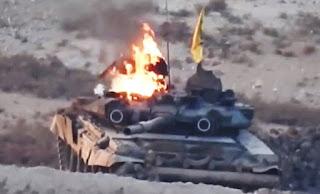 Sistem Penangkal Serangan Rudal Anti-Tank
