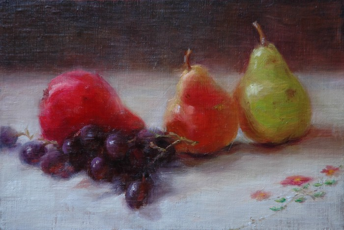 Цветочные картины. Stephanie Birdsall 19