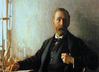 Альфред Нобель — основатель благотворительного фонда