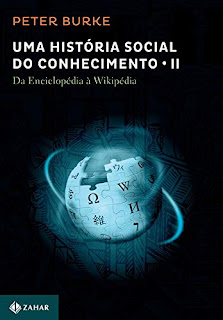 livro peter burke historia social do conhecimento