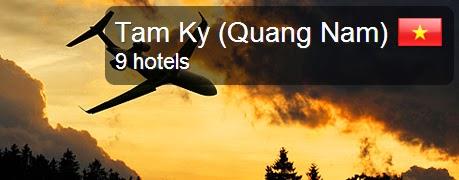 จองโรงแรมใน Tam Ky ครับ
