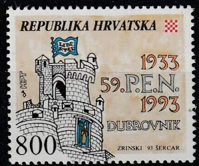 Croatia Dubrovnik PEN