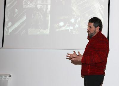 Conferencia sobre enfermedades mineras en el Museo de Sabero