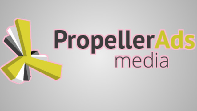 google adsense alternative propellerads media