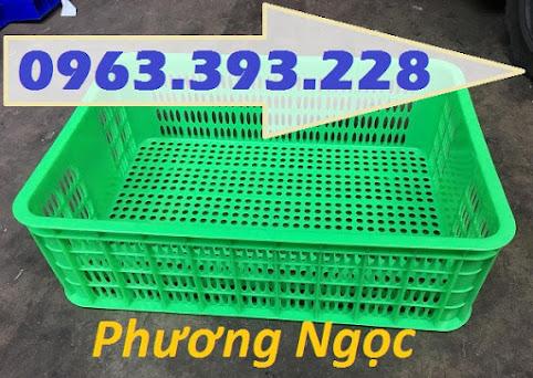 Sóng nhựa hở HS009, sọt nhựa rỗng HS009 cao 19, sóng nhựa công nghiệp SR192