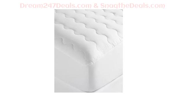 Waterproof Queen Mattress Pad, Created for Macy's  Sale $19.99