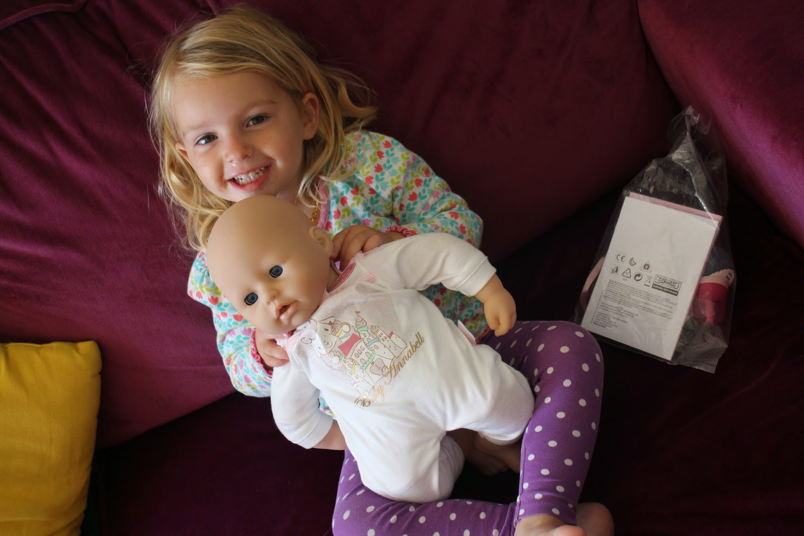 Baby Annabell | Zapf Creation Review | The Witt Family