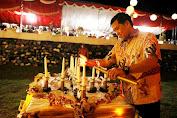 Wagub Kandouw: Melalui Momentum Natal Kita Dapatkan Sukacita, Damai Sejahtera dan Harapan