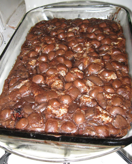 Super Chocolate Oreo Crunch Brownies