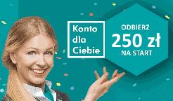 250 zł za konto Credit Agricole