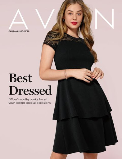 AVON Brochure Campaign 10 & 11 Online 2020 - #Best Dressed