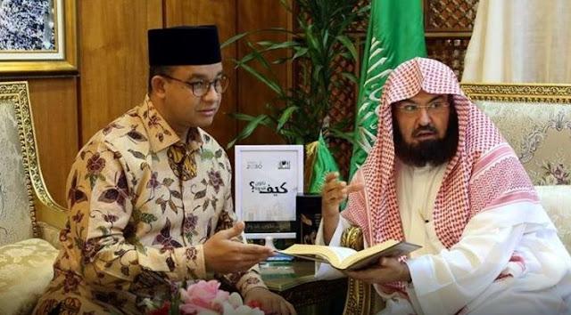 37 Tahun Jadi Imam Masjidil Haram, Inilah 7 Doa Legendaris Syaikh Sudais di Bulan Ramadhan