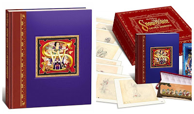 Snow White and the Seven Dwarfs Limited Edition Collector's Set