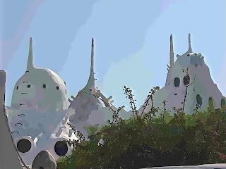 """Casa Pueblo: """"Era Uma Casa Muito Engraçada..."""""""