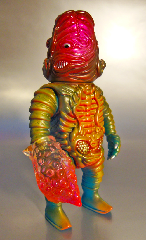 Kaiju Korner Paul Kaiju Toy Karma 3 Customs