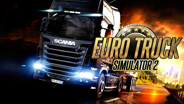 Euro Truck Simulator 2 Incl Heavy Cargo DLC Cracked