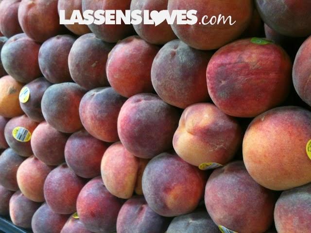 veagn+peach+cobbler