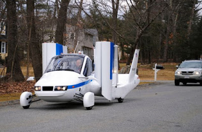 Flying car 2017 Demonstration