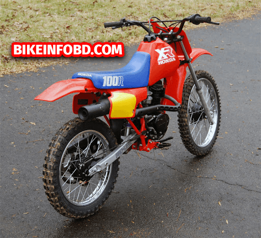 honda xr100 horsepower