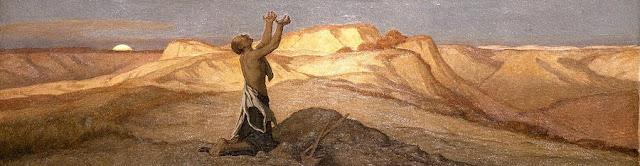 Molitva u pustinji