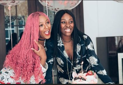 DJ Cuppy Reveals That Tolani Otedola Is Single
