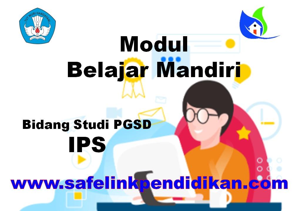 Modul Belajar Mandiri IPS PGSD