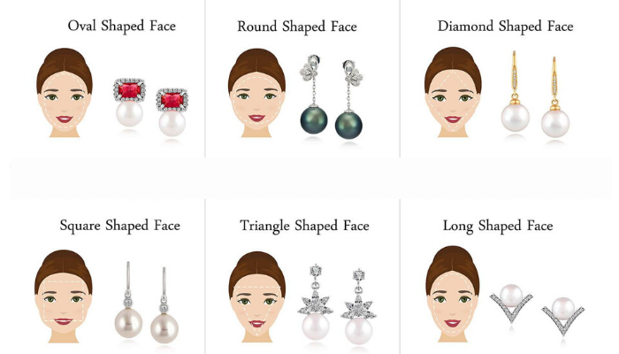 How to Pick the Best Earrings As Your Face Shape