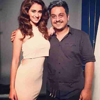 Disha Patani With Dhruv