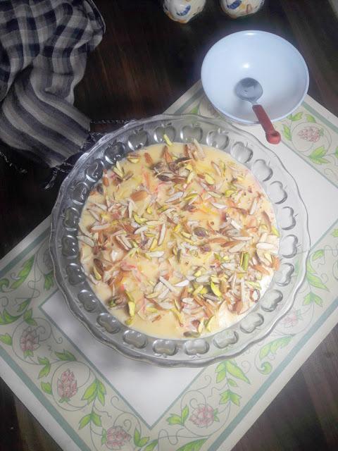 custard-vermicelli-recipe
