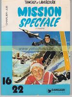 Tanguy et Laverdure, mission spéciale part 1, par Charlier et Jijé,