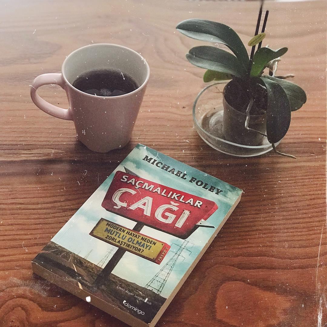 Sacmaliklar Cagi - Modern Hayat Neden Mutlu Olmayi Zorlastiriyor? (Kitap)