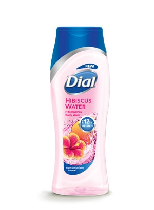 58689db7d Dial Moisturizing Body Wash comes in many different scents. I tried Coconut  Milk and Hibiscus Water. Coconut Milk smells exactly like you would imagine  it ...