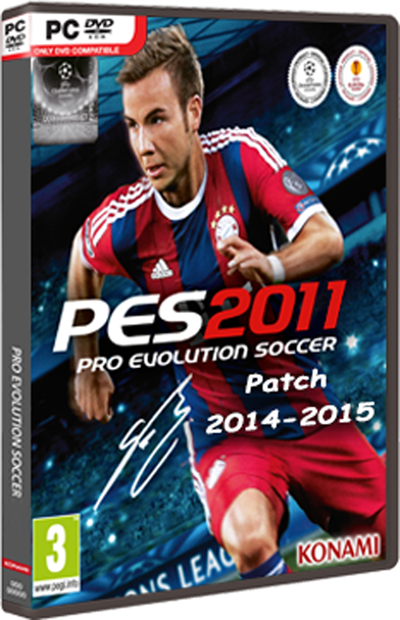 Download Update Pes 2011 Patch Season 2015