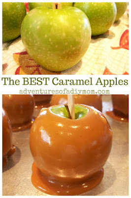 The Best Caramel Apple Recipe