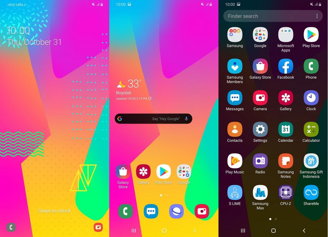 Software & Fitur Samsung Galaxy M30