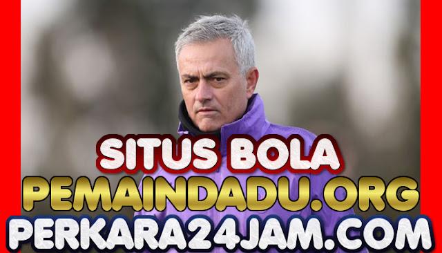 Spesial One Julukan Jose Mourinho Bakal Bawa Tottenham Raih Gelar