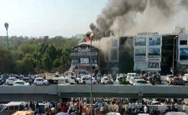 Surat fire tragedy live updates: Death toll rises to 21; CM orders probe