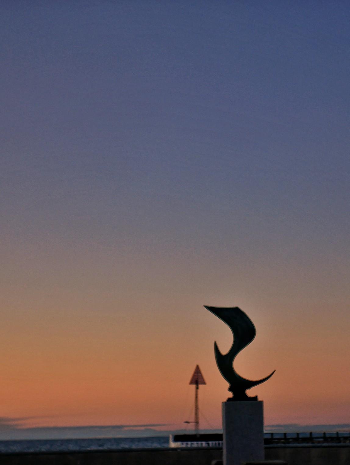 Läsö Sonnenuntergang